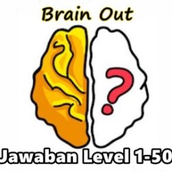 Kunci Jawaban Game Brain Out Level 1-50
