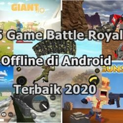 5 Game Battle Royal Offline Terbaik di Android