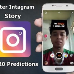 2020 Predictions, Filter Instagram Story Terbaru
