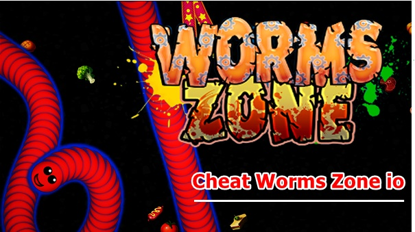 Cheat Worms Zone io Mod Apk Unlimited Coins & Tidak Takut Mati 100% Work