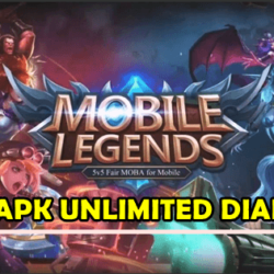 Mobile Legends Mod Apk Unlimited Diamond ML Terbaru 2020