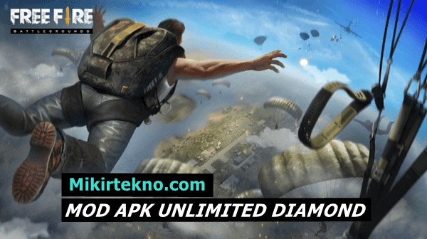 Garena Free Fire MOD APK 1.46.O Unlimited Diamond Terbaru 2020