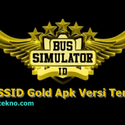 Download BUSSID Gold Apk For Android v3.3 Versi Terbaru 2020