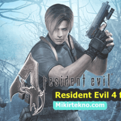 Game Resident Evil 4 Mod Apk Full Unlimited Terbaru 2020