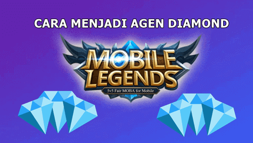 Berjualan Top Up Diamond Mobile Legends Terbaru