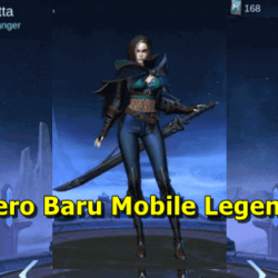 Benedetta, Hero Assassin Terbaru Mobile Legends Patch Notes 1.4.80 ML 2020