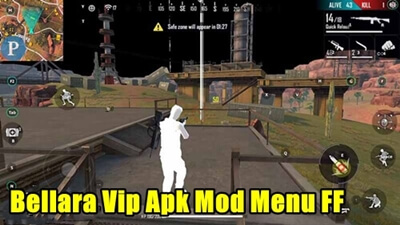 Bellara VIP Apk V11 Mod Menu FF, Cheat Free Fire Terbaru 2020