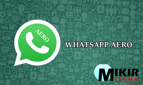Download WhatsApp Aero Mod Apk V8.36 Terbaru 2020 Full Fitur Anti Banned