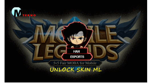 Han Esports Apk Unlock All Skin dan Ganti Background Mobile Legends Terbaru 2020