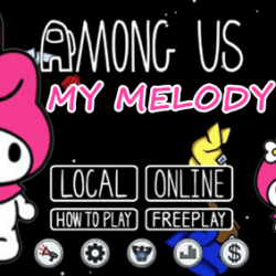 Download Among Us Melody Pink Mod Apk Versi Terbaru 2020