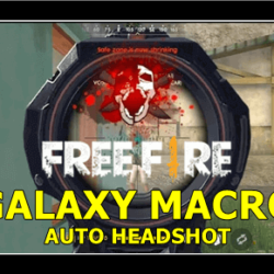 Download Galaxy Macro FF Apk Auto Headshot dan Cara Settingnya